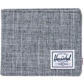Herschel Roy Coin RFID Portafogli, grigio